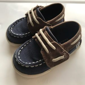 Sperry Top-sider size 3 infant